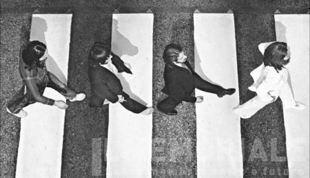 Abbey Road una webcam sul passato