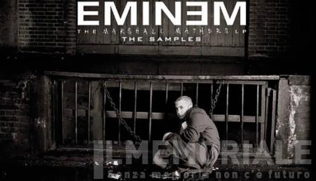 "Eminem pubblica ""The Marshall Mathers"""