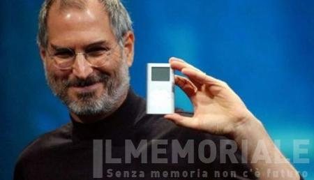 La Apple presenta il primo Ipod