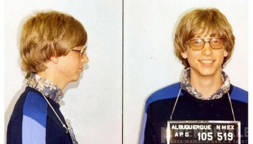 Arresto di Bill Gates
